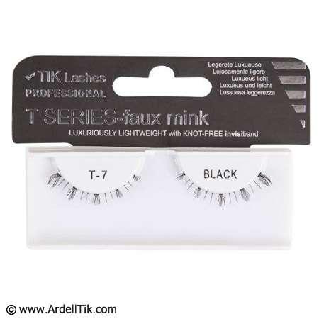 مژه T-7 تیک- با الیاف کاملا طبیعی و ترکیبی
