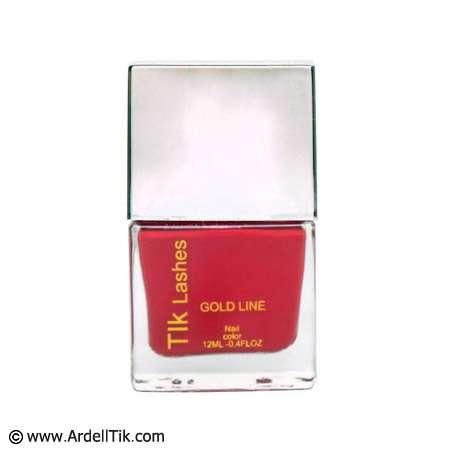 لاک ناخن تیک – ۱۰۳۱-matte-red