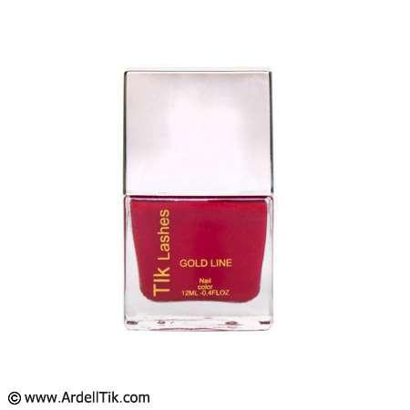 لاک ناخن تیک – ۱۵۵-natural-red