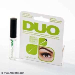 چسب مژه دو (Dou) - بی رنگ شیشهای - بسیار قوی
