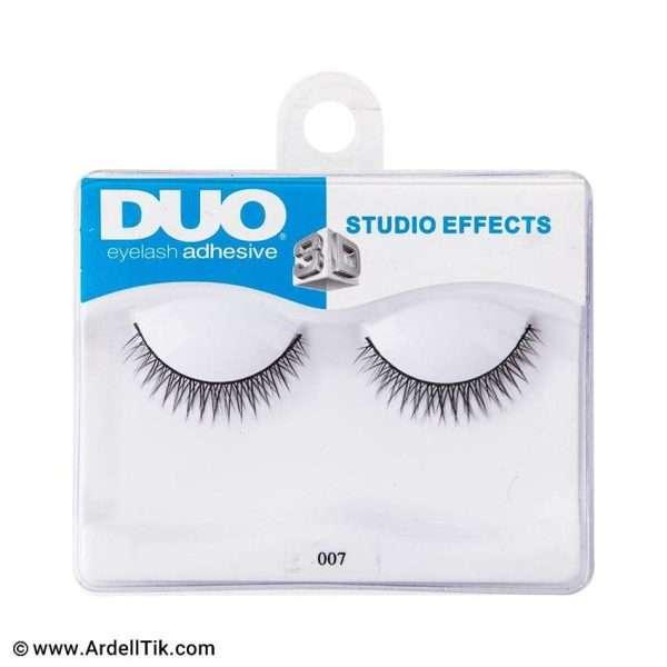 مژه جفتی 007 3D Studio Effect مناسب عکاسی و عروس