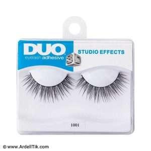 مژه جفتی 1001 ۳D Studio Effect مناسب عکاسی و عروس